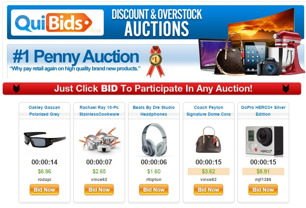 Gimmicky Bidding Websites (Series/Sequence) | Mr. Soni\'s Math Diary